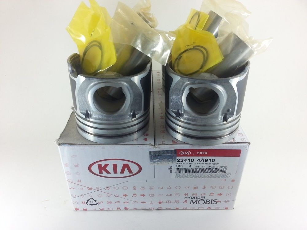 Поршень 234104A900 KIA Sorento - Hyundai H300 2.5 CRDI(TCI) D4CB