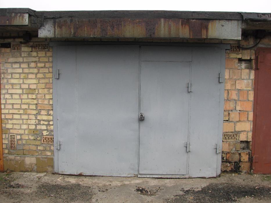Капитальный гараж в кооперативе