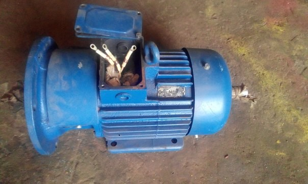Продам асинхронный двигатель ДMTF 111 - 6 У1