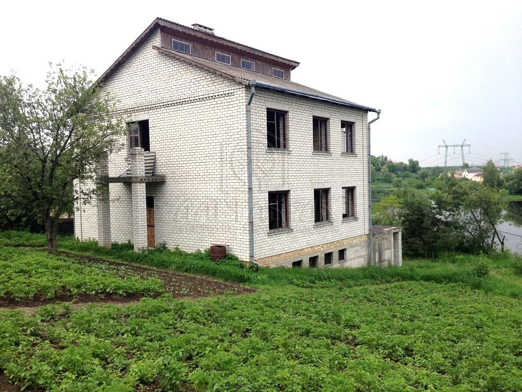 Без комиссии продам котедж, дом, дачу, Петропавловская Борщаговка