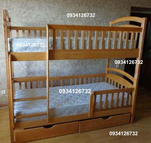 Двухъярусная кровать Карина Люкс Оптима