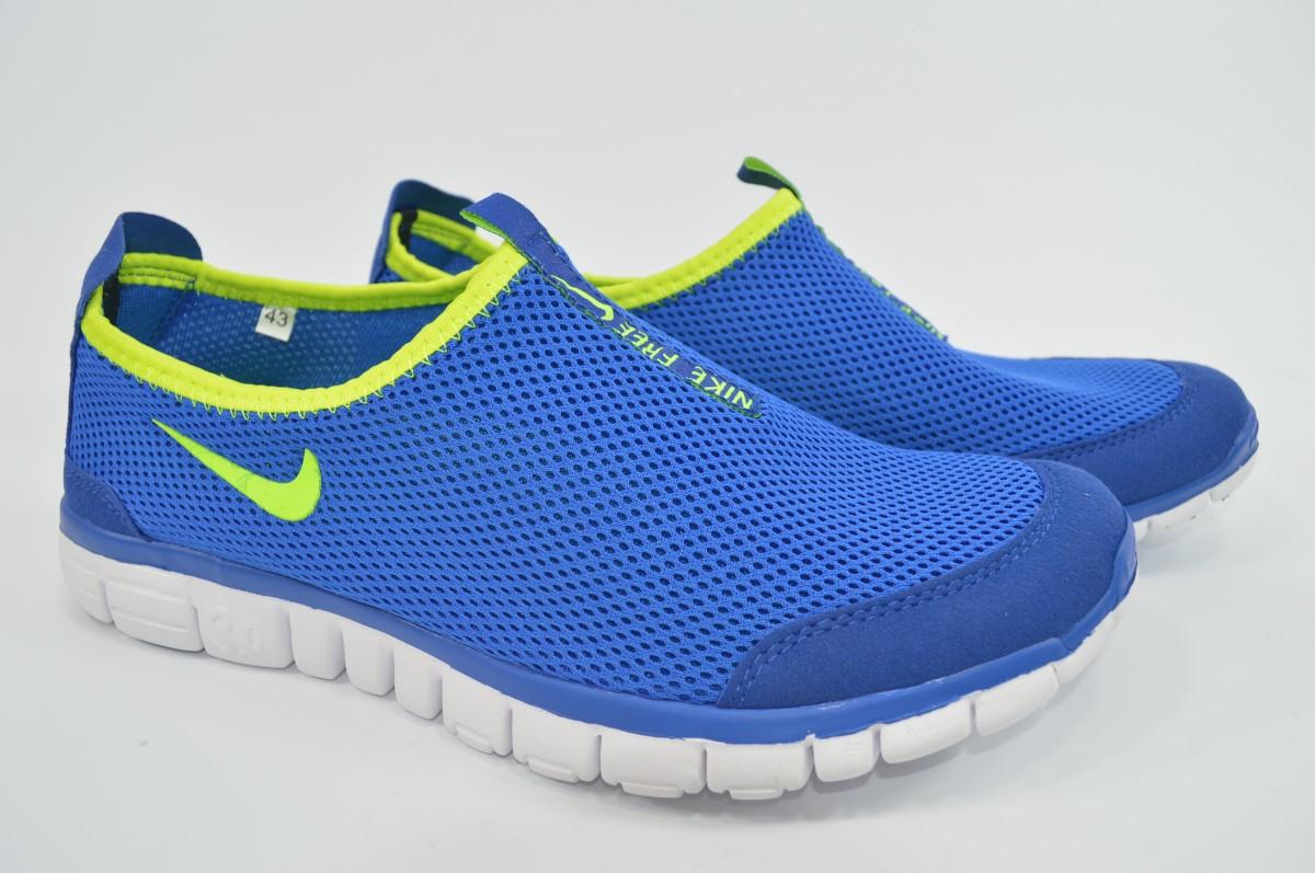 Мужские кроссовки для бега Nike Free Run Найк Фри ран
