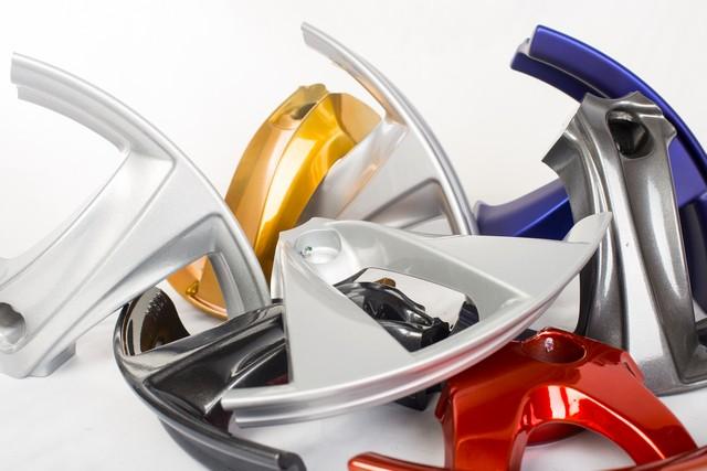 Порошковая покраска изделий из разных типов металла с беспл. доставкой и упаковкой.