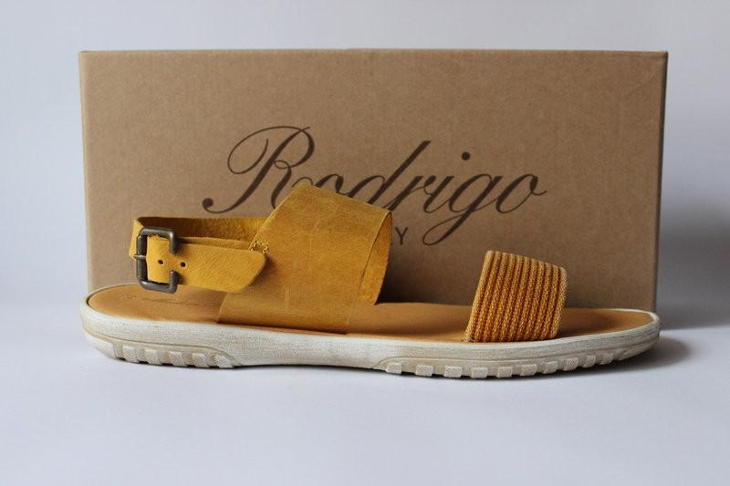 кожаные сандалии-босоножки Made In Italy, Италия-Оригинал,