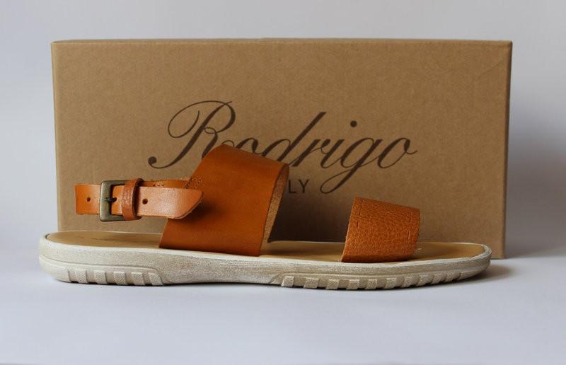 кожаные сандалии-босоножки Made In Italy, Италия-Оригинал