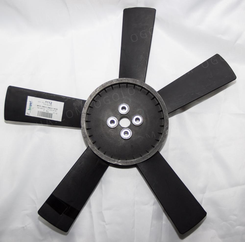 Нова крильчатка вентилятора для M-115(123) /OM615,616/ W123