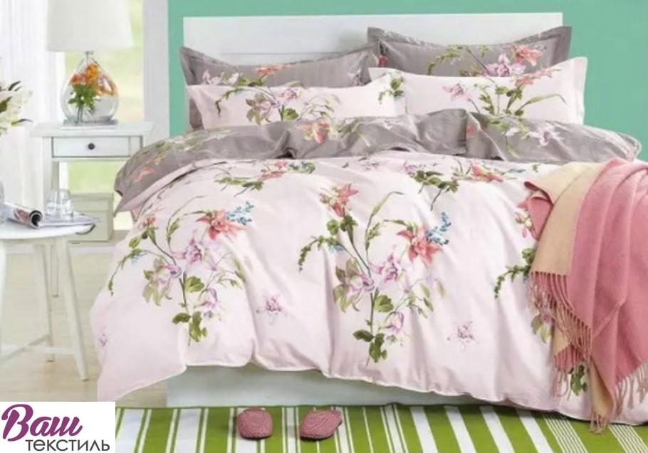 Семейный комплект постельного белья Zastelli сатин