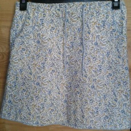 GAP летняя юбка для девочки 7-8 лет.