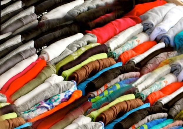 Работа в Польше сортировка одежды на складе