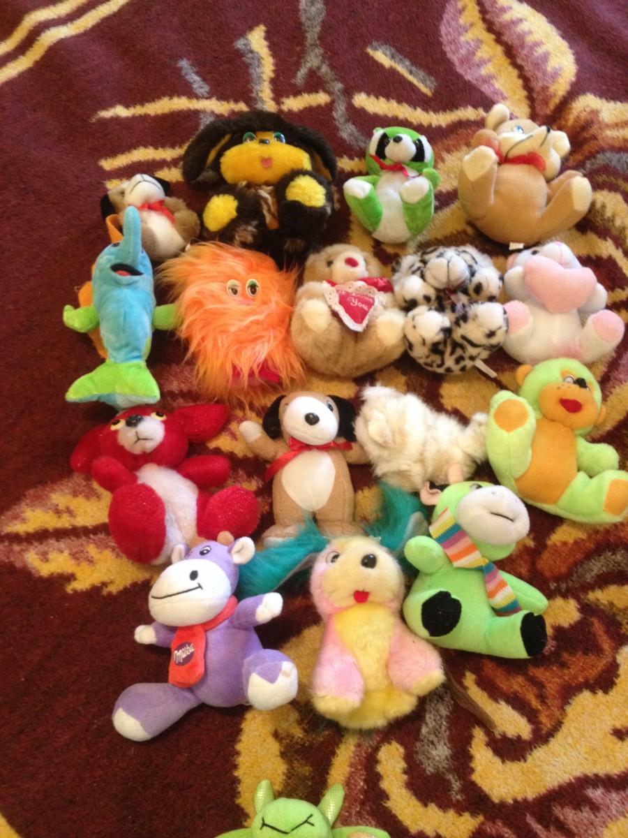 продам мягкие игрушки
