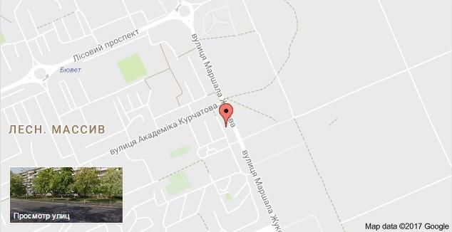 Аренда комнаты, Деснянский р-н., ул Маршала Жукова 35/24