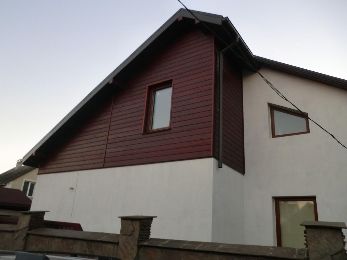 Утепление и отделка фасадов частных домов и коттеджей