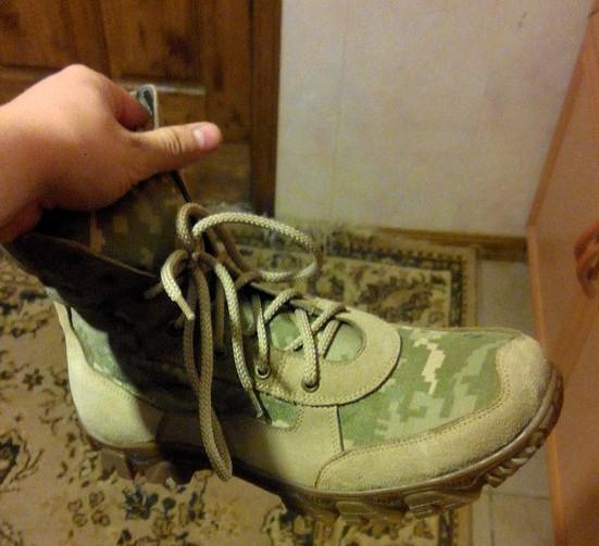 Мужские ботинки ручной работы