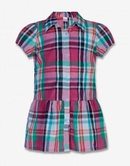 Платье для девочки летнее, Глория Джинс, р. 134