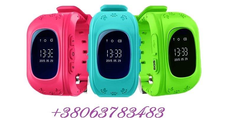 Умные часы Smart Baby c GPS трекером