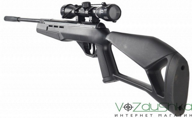 Crosman F4 NP (RM) магнум винтовка с газовой пружиной