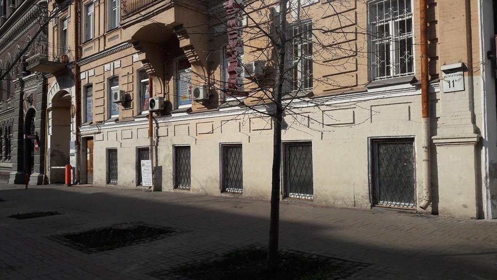 Помещение 207м2 под ресторан в Печерском районе на Институтской