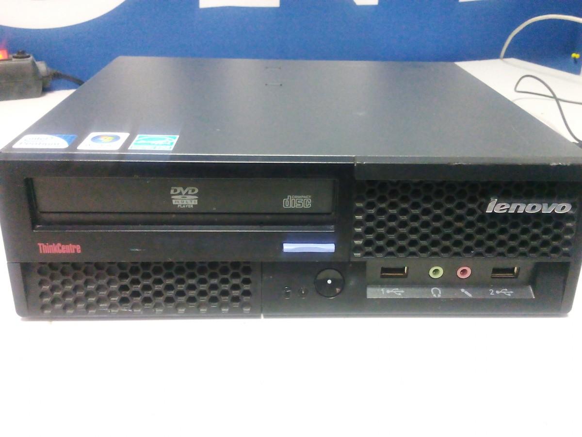 Мини ПК Lenovo двухъядерный Pentium/2Gb/80Gb