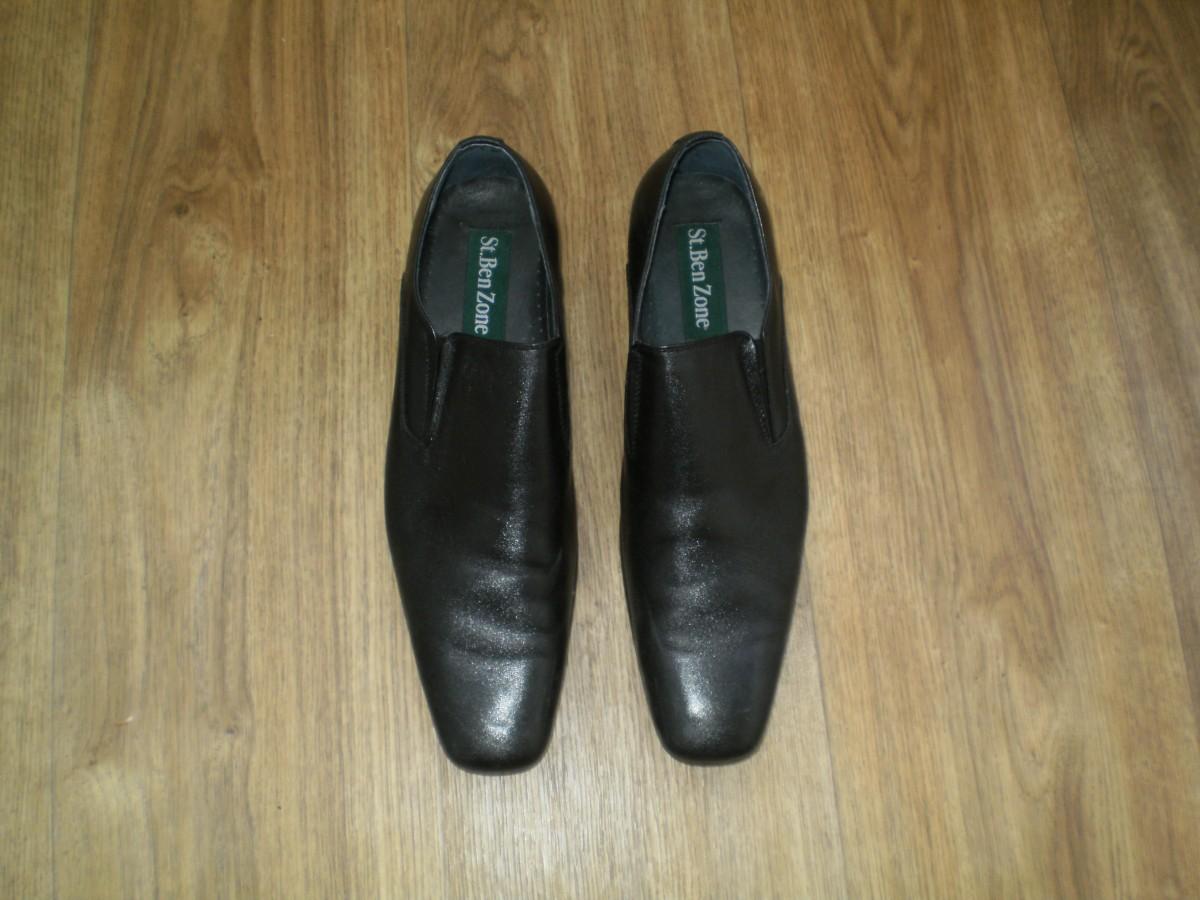 Туфли мужские кожа размер 44