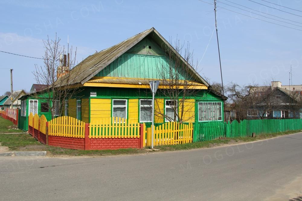 Продам дом в г.Толочин (Белоруссия, Витебская область).