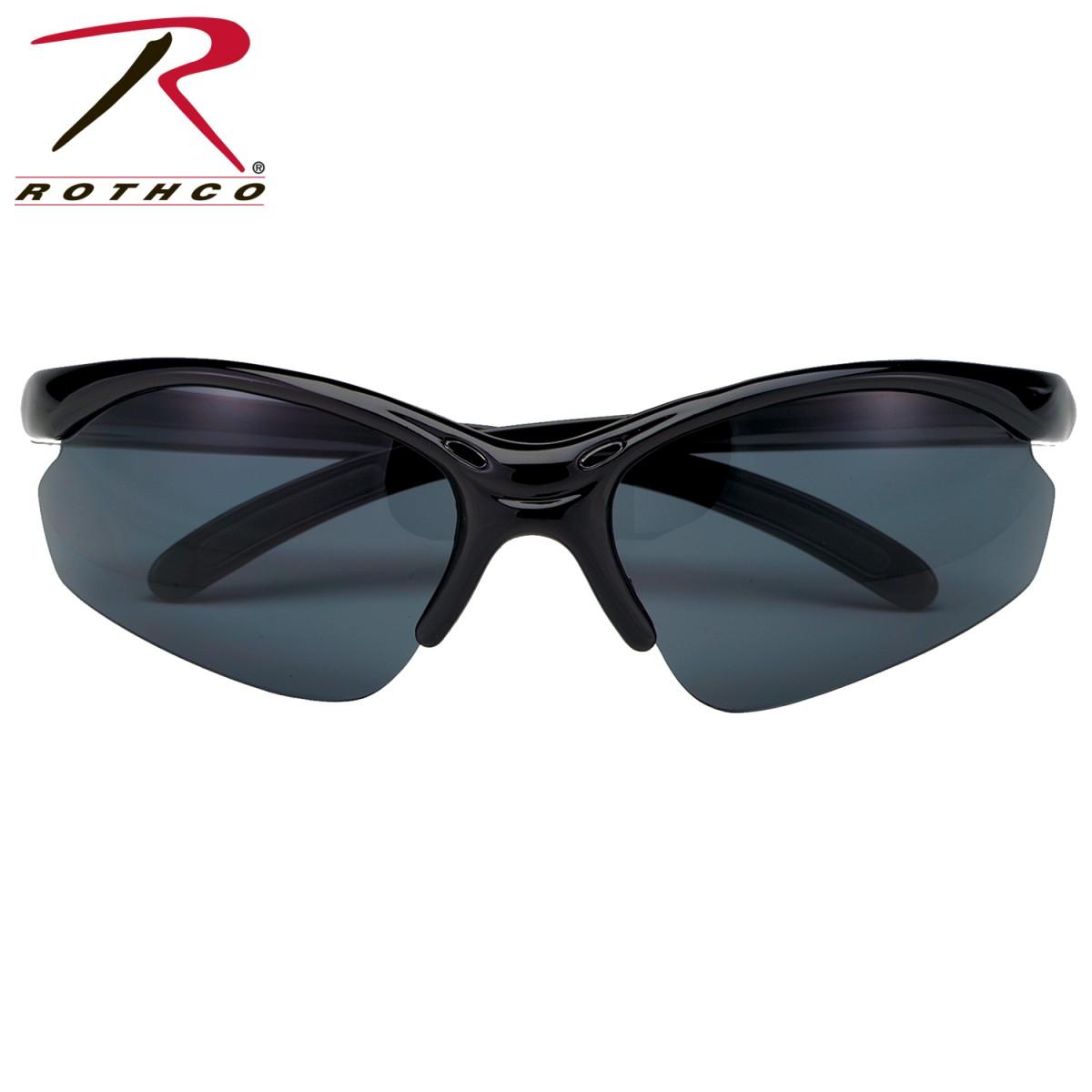 Очки солнцезащитные спортивные Rothco Smoke 32d5df53bde91