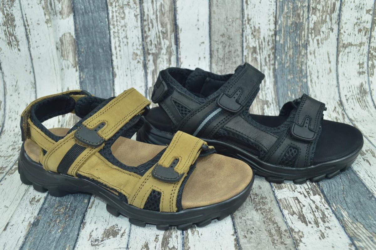 Женские кожаные сандалии босоножки летняя обувь