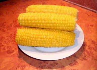 Кукуруза замороженная высокого качества