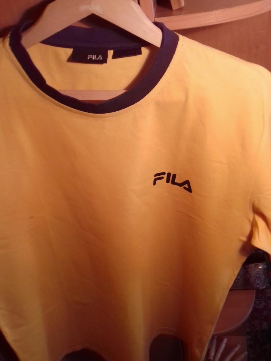 Футболка Fila ( фила ) на лето