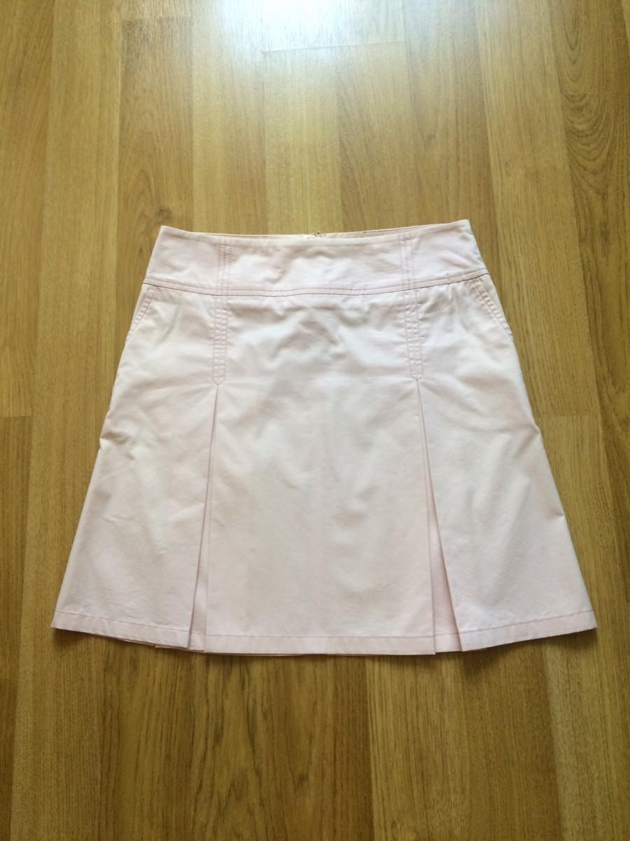 Юбка летняя Next светло-розовая пудровая