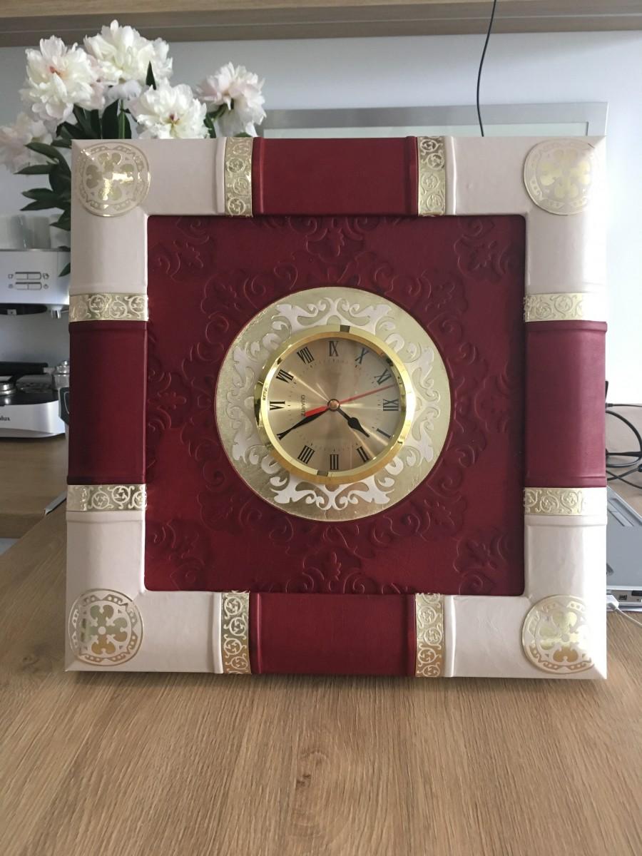 Кожаные Часы Вечность