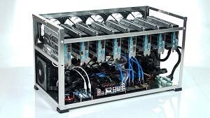 Продается сервер на 6 карт RX 480 8 GB