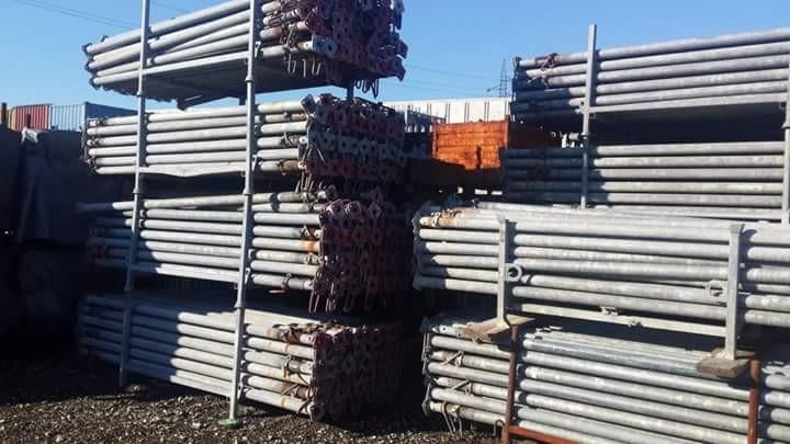 Продам опалубку бу.Вертикал,горизонт,колонны.Все в наличии на складе!