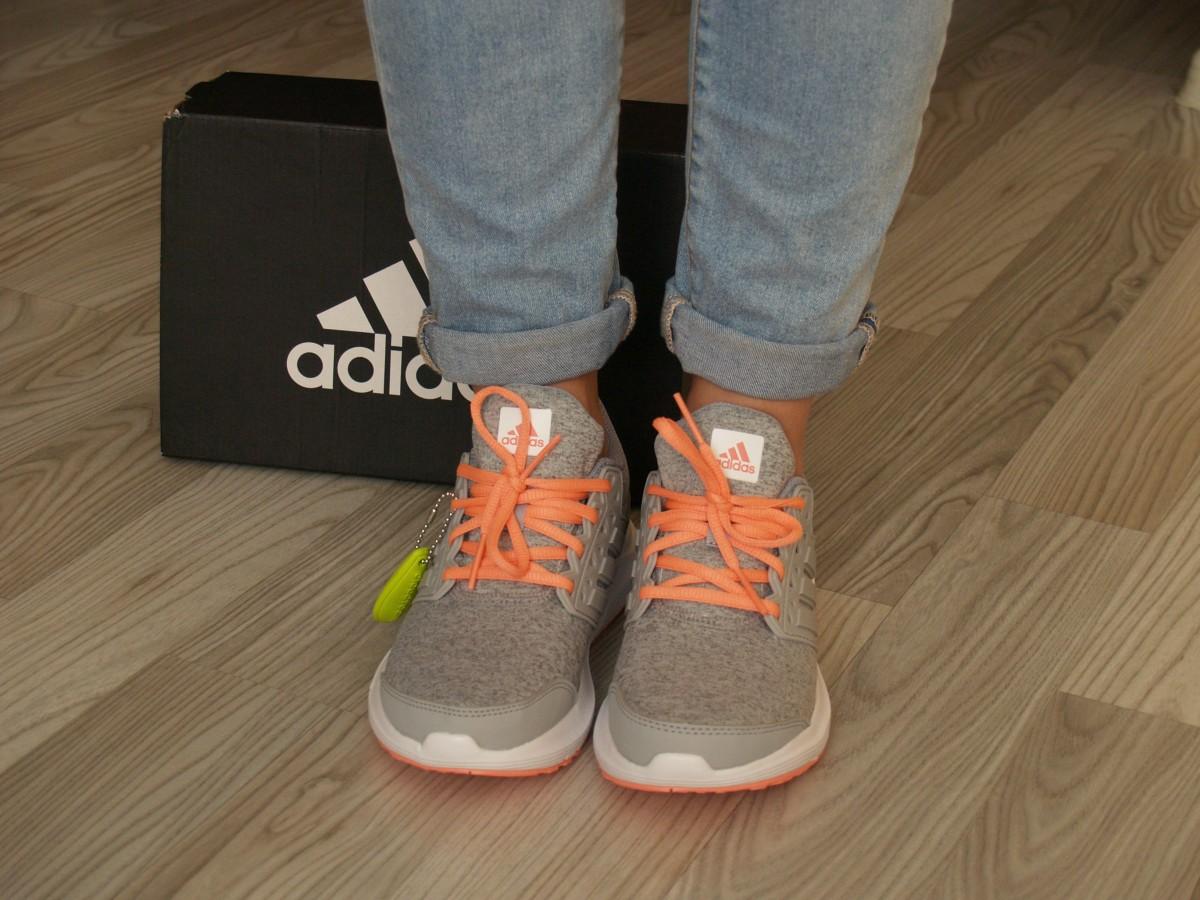 Женские кроссовки Adidas Galaxy 3.1 Ladies Trainers