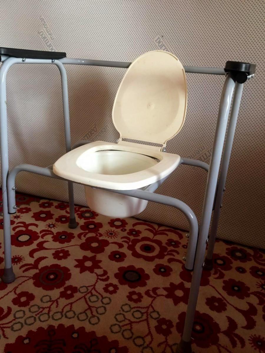 Туалетный стульчик СРОЧНО!