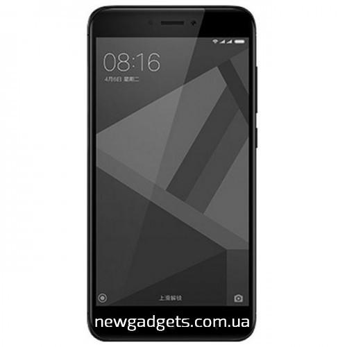 Xiaomi Redmi Note 4X 3/32GB 4/64GB Gold Gray Black Pink Green newgadgets.com.ua