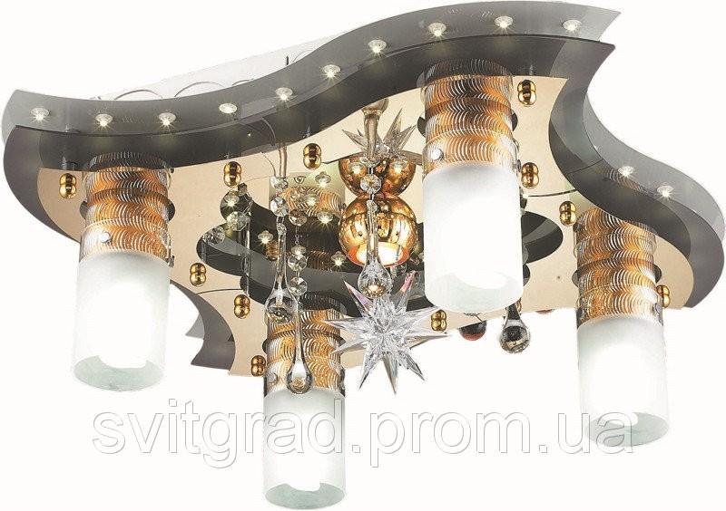 Светильник потолочный altalusse lv202 05 купить в Киеве со скидкой