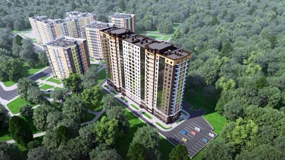 Продається велика однокімнатна квартира 41м2 без комісії в Ірпені