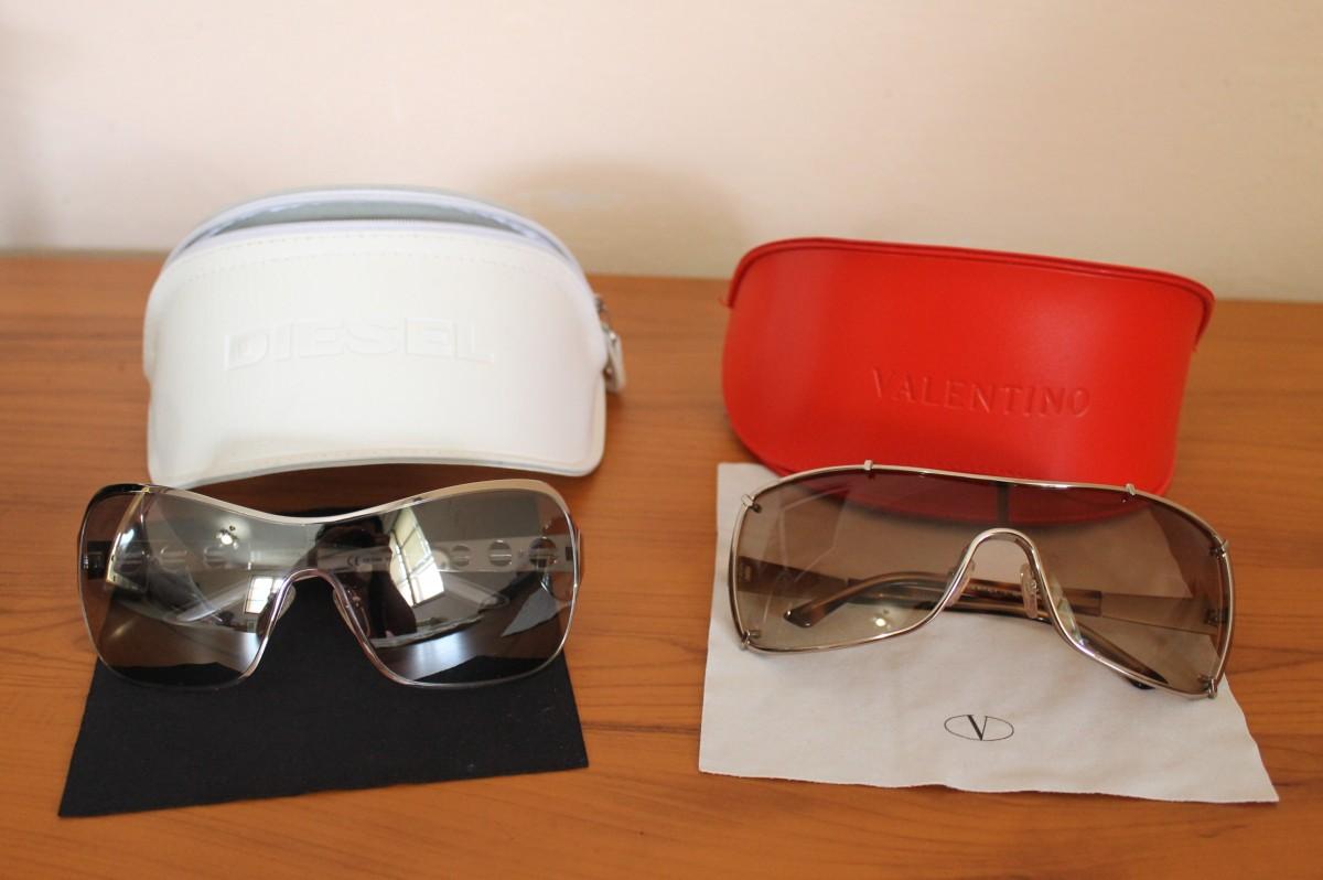 Сонцезахисні окуляри Diesel