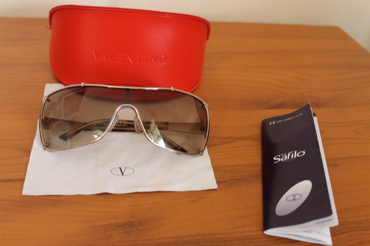 76e4f3433fa4cf Сонцезахисні окуляри Valentino