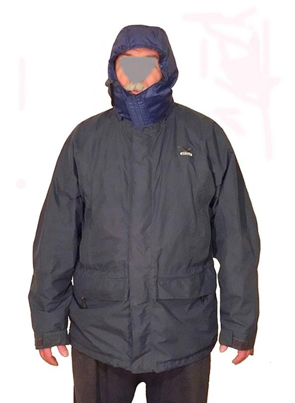 Куртка с мембраной Powertex/ На рост 180. Туризм, альпинизм.
