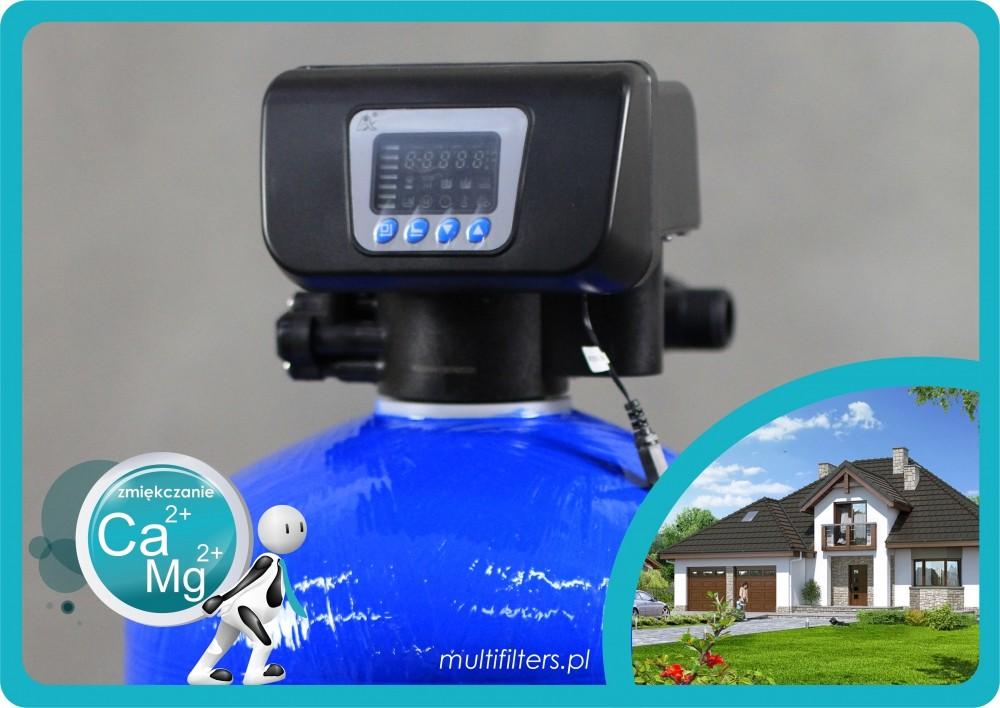 Умягчитель / обезжелезиватель Multifilters MF-30-MULTI