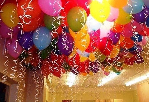 Воздушные шары (Киев) шары с гелием Киев, заказ шаров, оформление воздушными шарами