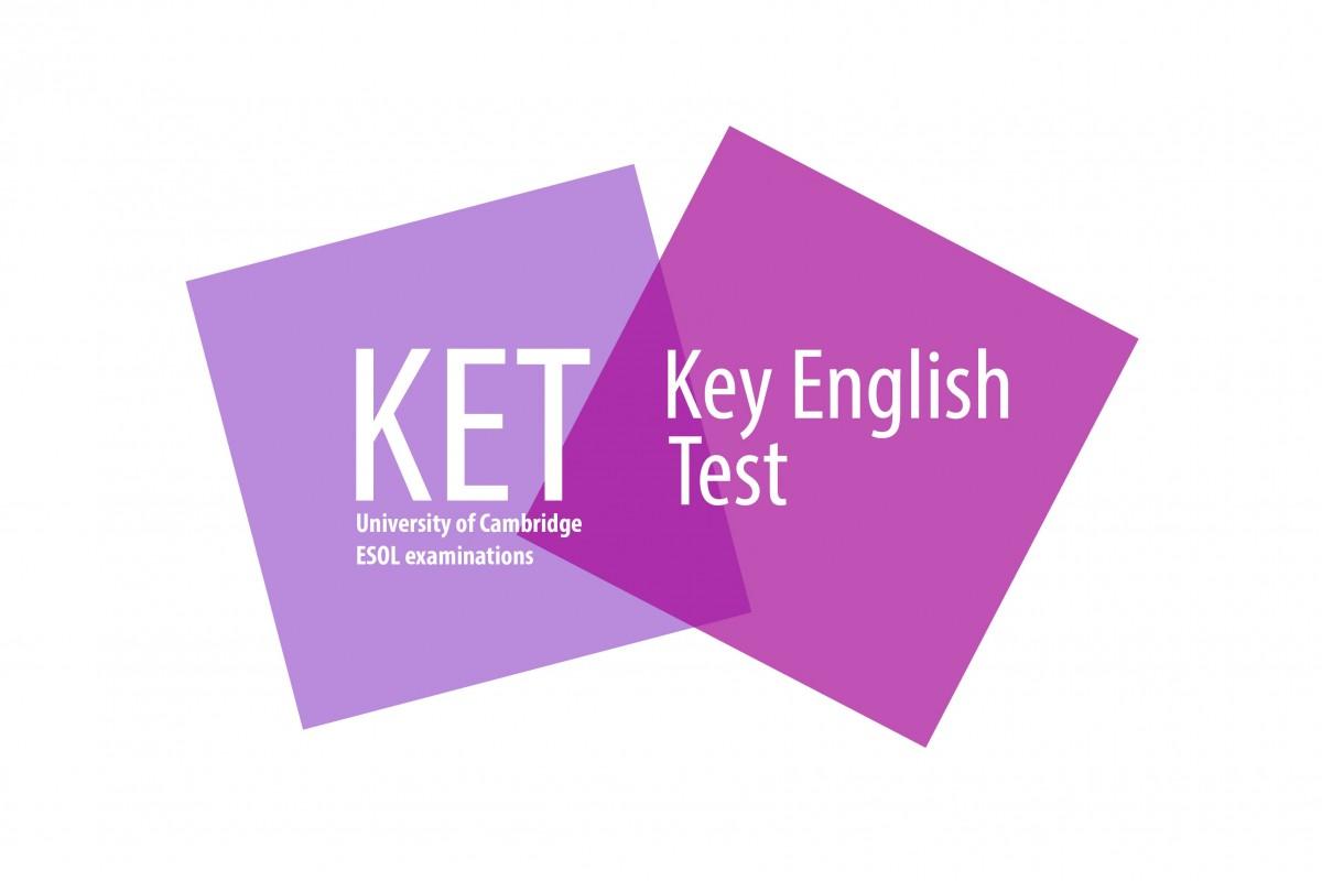 Cambridge English тест КЕТ