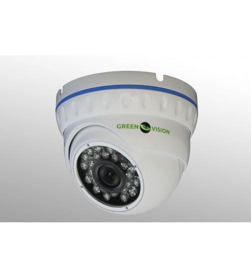 АКЦІЯ, набір відеонагляду ІР 1.4 Мп Green Vision