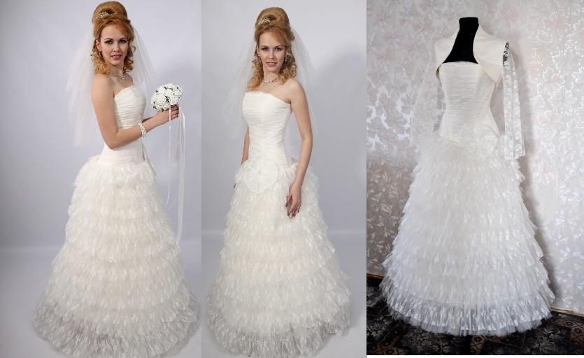 Свадебное платье Барби бу