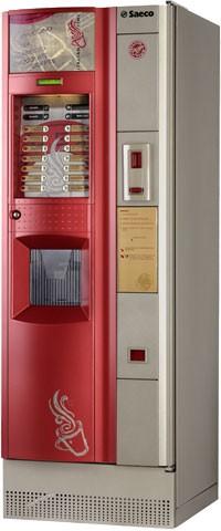 Вендинговый кофейный автомат Saeco QUARZO 500  б/у