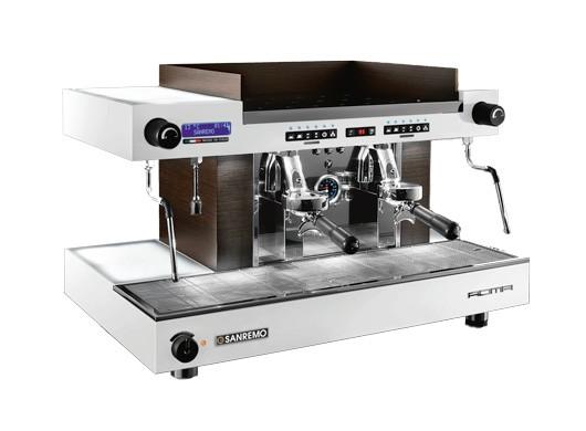 Профессиональная кофемашина Sanremo Roma (Нова)