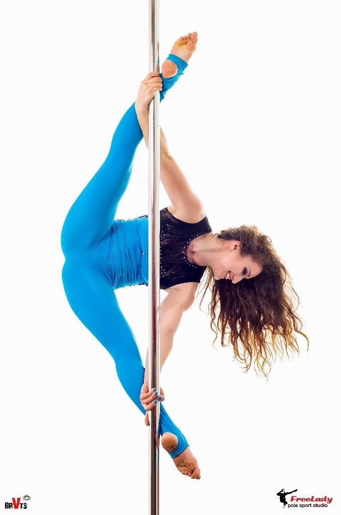 Танец на пилоне, акробатика на пилоне, POLE DANCE