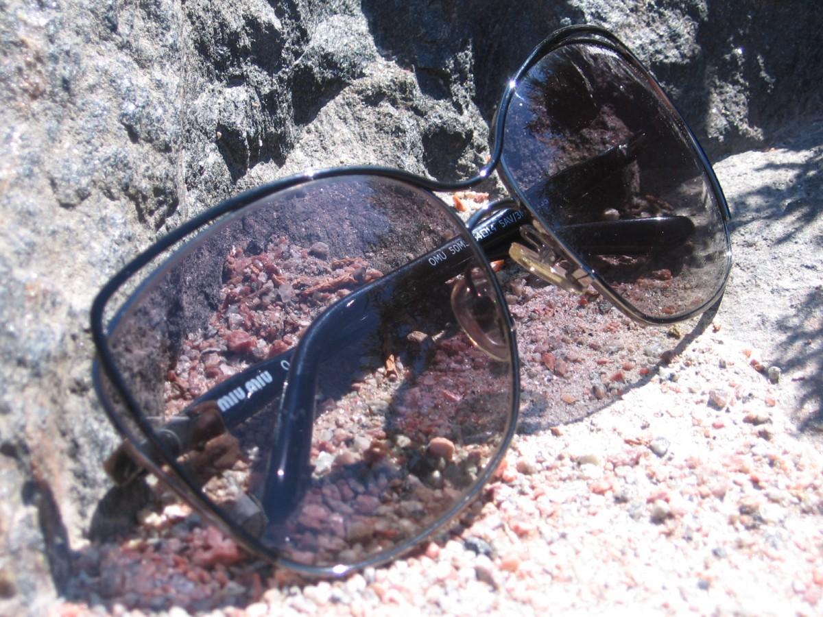в них солнце выйдит из за туч очки миа миа.фирменные новые