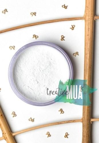 Рассыпчатая пудра Бамбуковая прозрачная Bamboo Powder Silk Proteins Paese